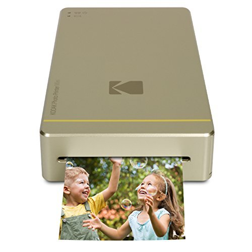 kodak photo printer test